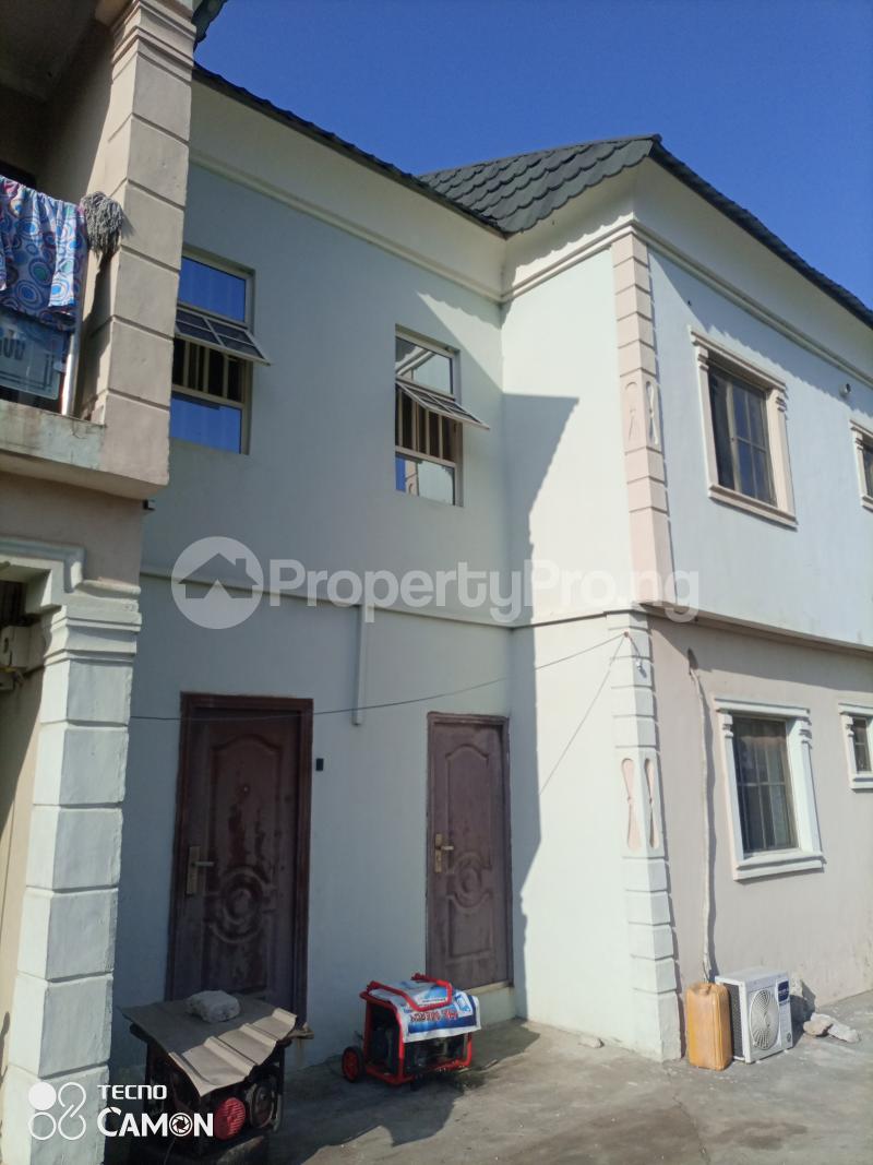 2 bedroom Blocks of Flats for sale Adegbose Estate Ebute Ikorodu Lagos - 4