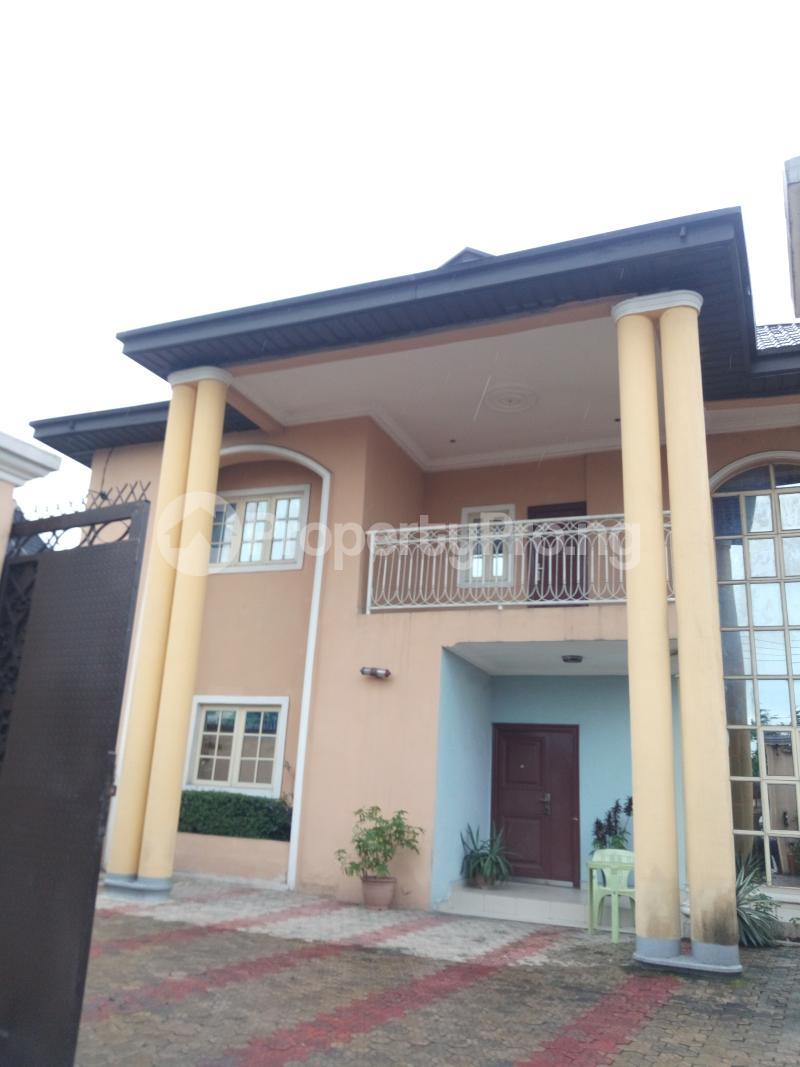 4 bedroom Detached Duplex House for sale Rumuhaolu off Sars rd Eliozu Port Harcourt Rivers - 2