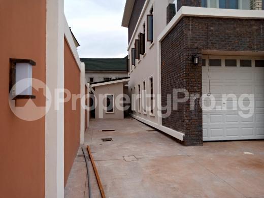 4 bedroom Duplex for sale Fidelity estate GRA Enugu state. Enugu East Enugu - 9
