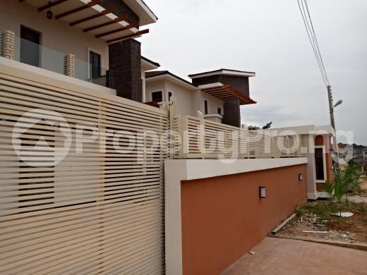 4 bedroom Duplex for sale Fidelity estate GRA Enugu state. Enugu East Enugu - 12