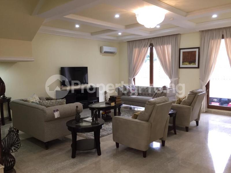 4 bedroom Terraced Duplex House for sale Queens drive ikoyi  Old Ikoyi Ikoyi Lagos - 1