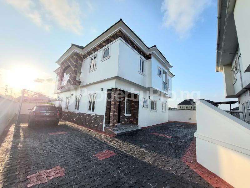5 bedroom Detached Duplex for sale Lekky County Estate chevron Lekki Lagos - 0