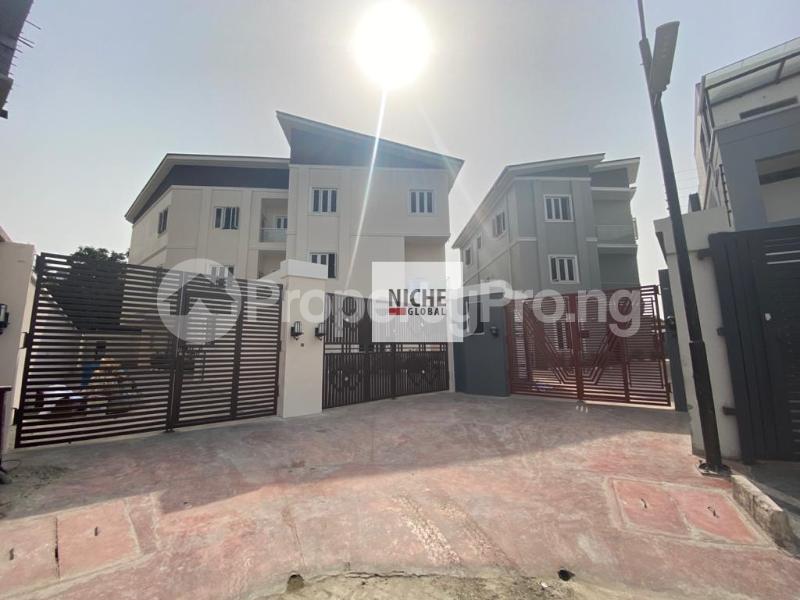 5 bedroom Semi Detached Duplex House for sale Shoreline Estate Ikoyi Bourdillon Ikoyi Lagos - 1