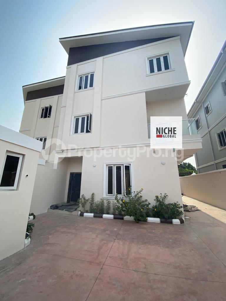 5 bedroom Semi Detached Duplex House for sale Shoreline Estate Ikoyi Bourdillon Ikoyi Lagos - 0