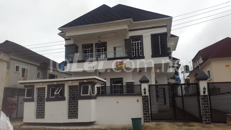 5 bedroom House for rent Road 32, Ikota villa estate Ikota Lekki Lagos - 0
