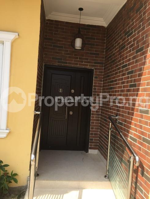 5 bedroom Semi Detached Duplex House for rent estate Adeniyi Jones Ikeja Lagos - 10