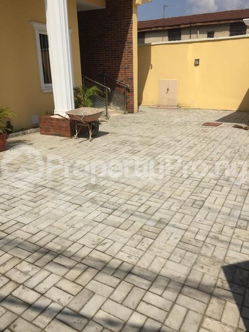 5 bedroom Semi Detached Duplex House for rent estate Adeniyi Jones Ikeja Lagos - 9