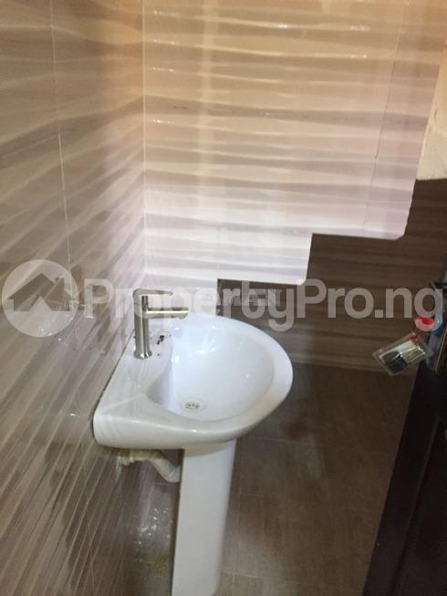 5 bedroom Semi Detached Duplex House for rent estate Adeniyi Jones Ikeja Lagos - 28