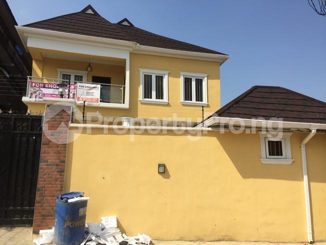 5 bedroom Semi Detached Duplex House for rent estate Adeniyi Jones Ikeja Lagos - 0