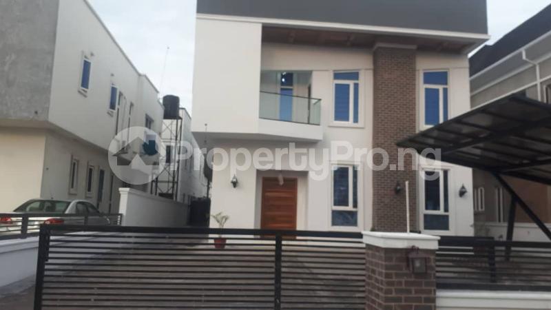 5 bedroom Detached Duplex House for sale Lekki County homes,Megamound estate Lekki Lagos - 5