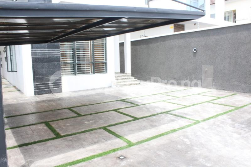 5 bedroom Detached Duplex House for sale by Chevron head office, chevron Lekki Lagos - 25