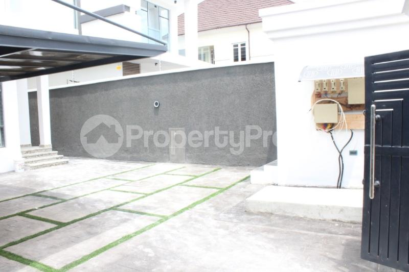 5 bedroom Detached Duplex House for sale by Chevron head office, chevron Lekki Lagos - 16