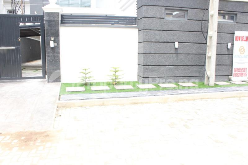 5 bedroom Detached Duplex House for sale by Chevron head office, chevron Lekki Lagos - 18