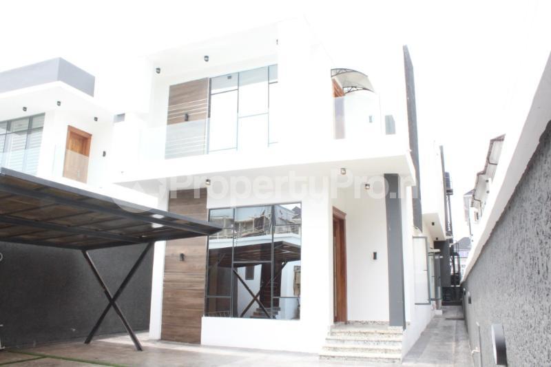5 bedroom Detached Duplex House for sale by Chevron head office, chevron Lekki Lagos - 8