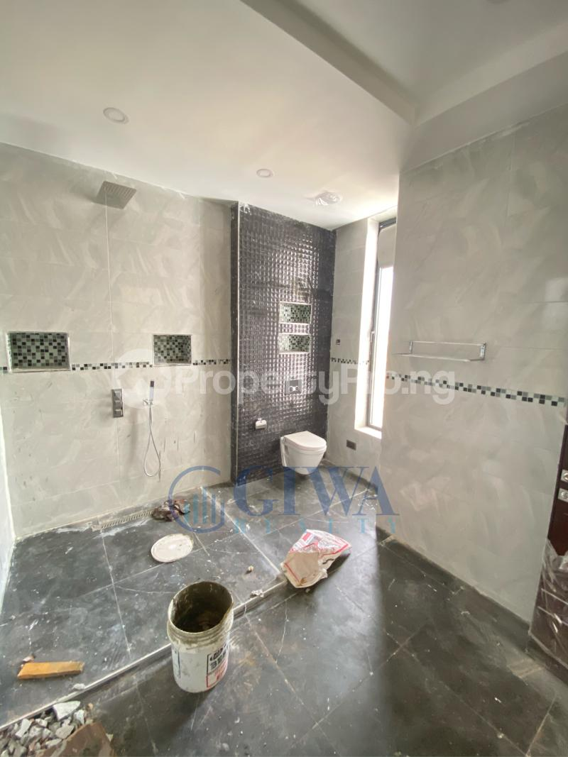5 bedroom Semi Detached Duplex House for sale Ikate Lekki Lagos - 12