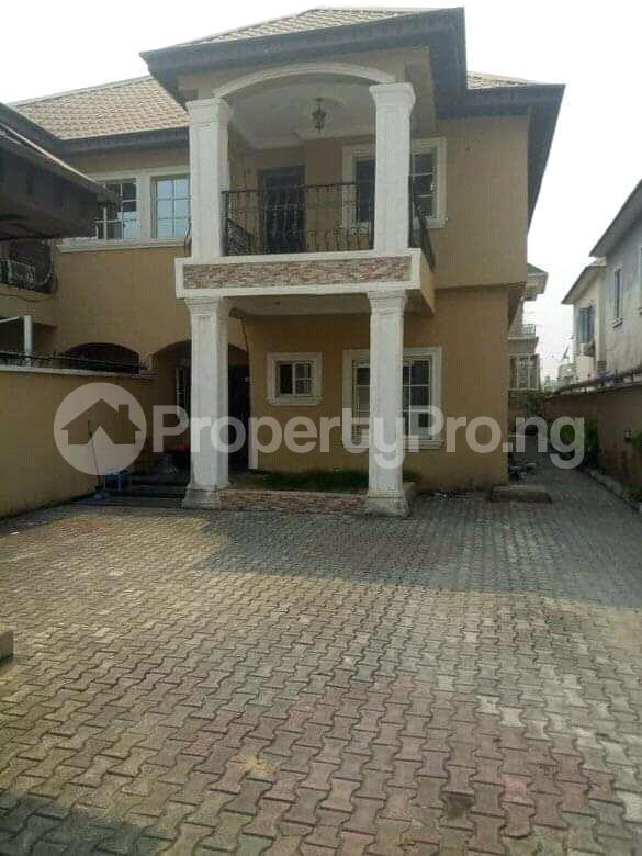 5 bedroom Semi Detached Duplex for sale Victory Estate, Thomas estate Ajah Lagos - 3