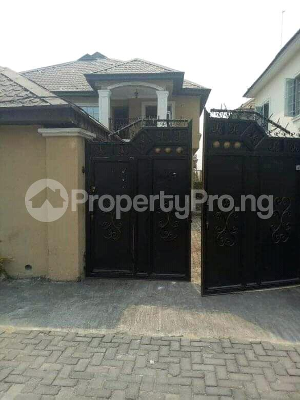 5 bedroom Semi Detached Duplex for sale Victory Estate, Thomas estate Ajah Lagos - 0