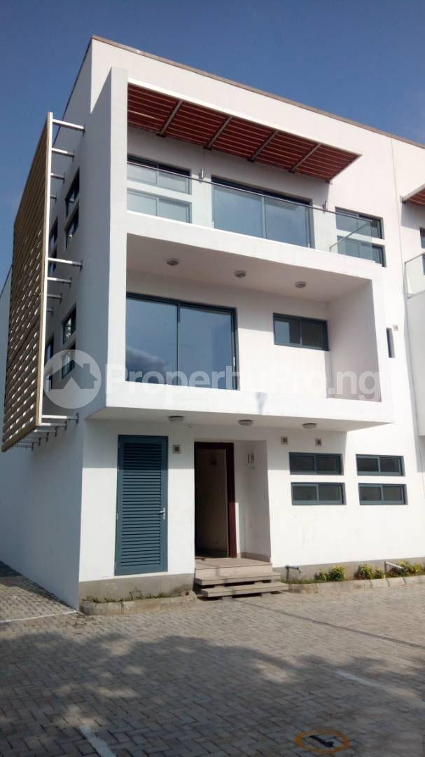 5 bedroom Terraced Duplex House for sale Dideolu Estate Ligali Ayorinde Victoria Island Lagos - 3