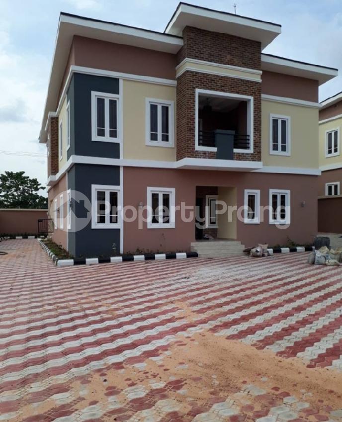 5 bedroom Duplex for sale Fidelity estate phase2 GRA Enugu state. Enugu East Enugu - 0