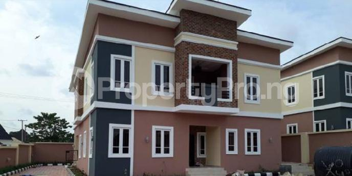 5 bedroom Duplex for sale Fidelity estate phase2 GRA Enugu state. Enugu East Enugu - 3
