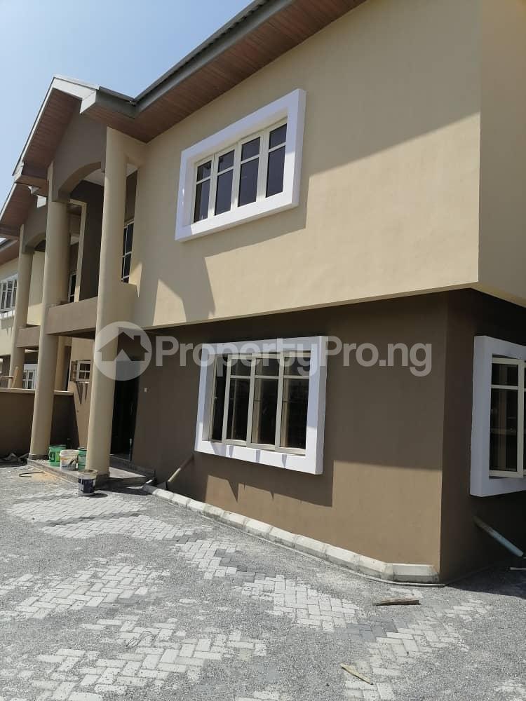 5 bedroom Semi Detached Duplex for rent Eden garden Estate Ajah Lagos - 0