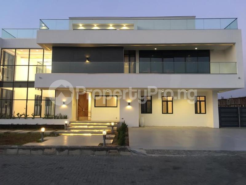 6 bedroom Detached Duplex House for sale Shoreline Estate Ikoyi Lagos - 0