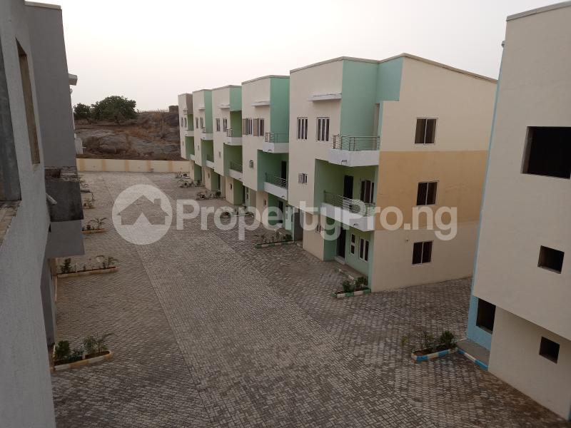 6 bedroom Terraced Duplex House for sale Wuye Abuja - 1