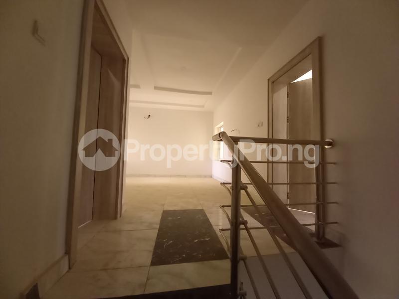 6 bedroom Terraced Duplex House for sale Wuye Abuja - 9