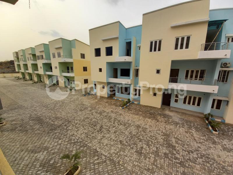 6 bedroom Terraced Duplex House for sale Wuye Abuja - 2