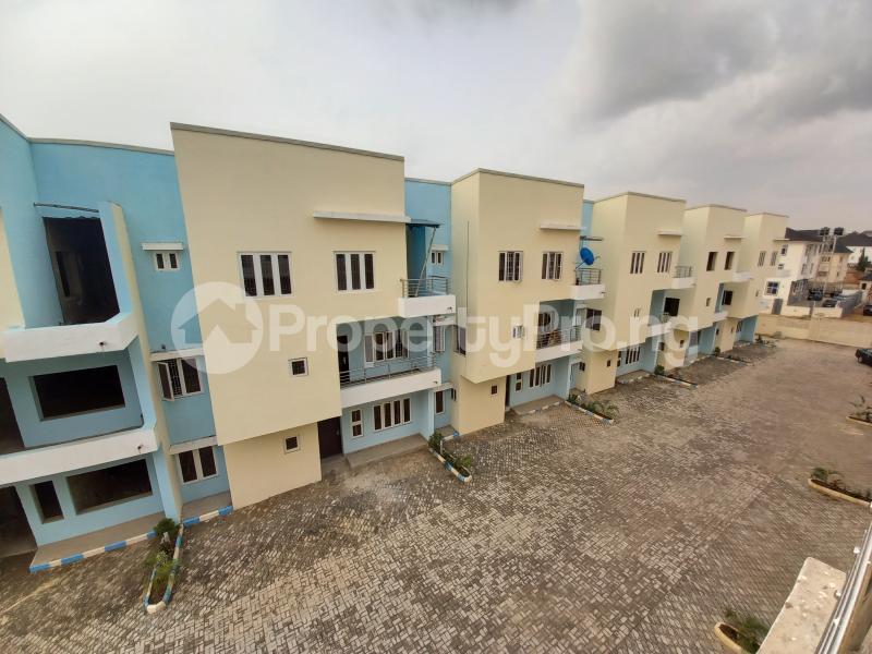 6 bedroom Terraced Duplex House for sale Wuye Abuja - 0
