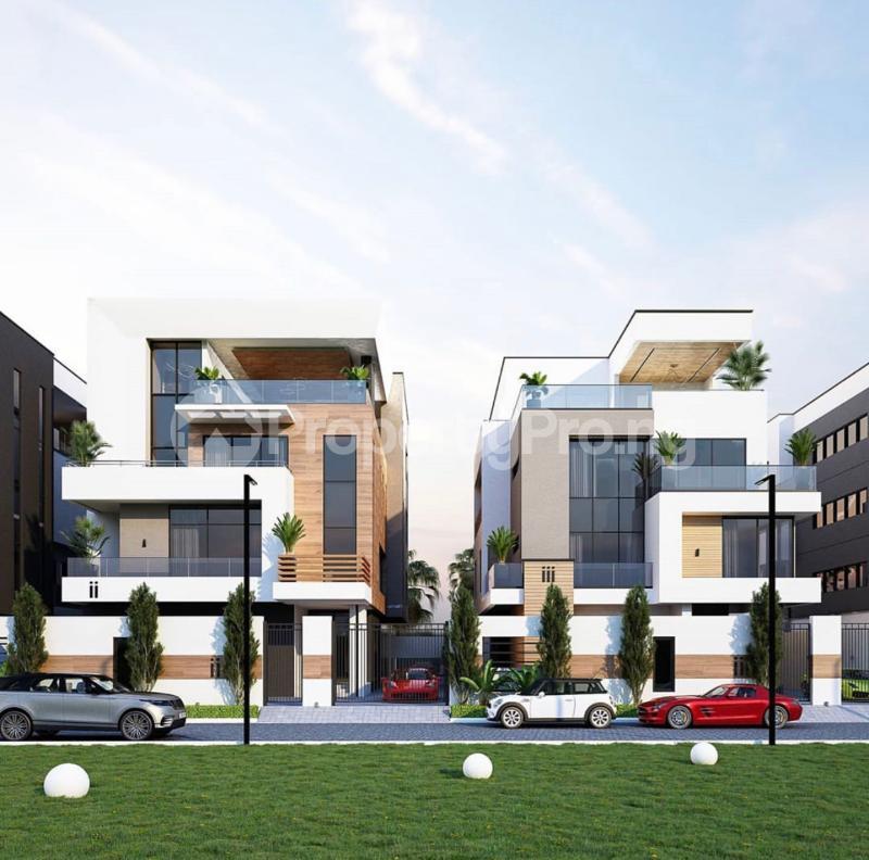 6 bedroom Detached Duplex House for sale Old Ikoyi Ikoyi Lagos - 0