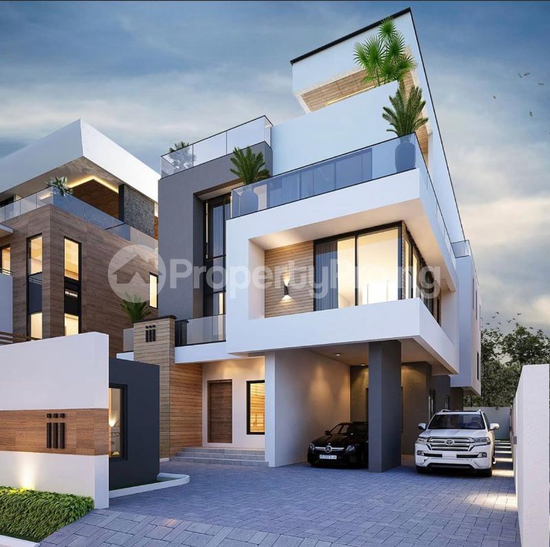 6 bedroom Detached Duplex House for sale Old Ikoyi Ikoyi Lagos - 1