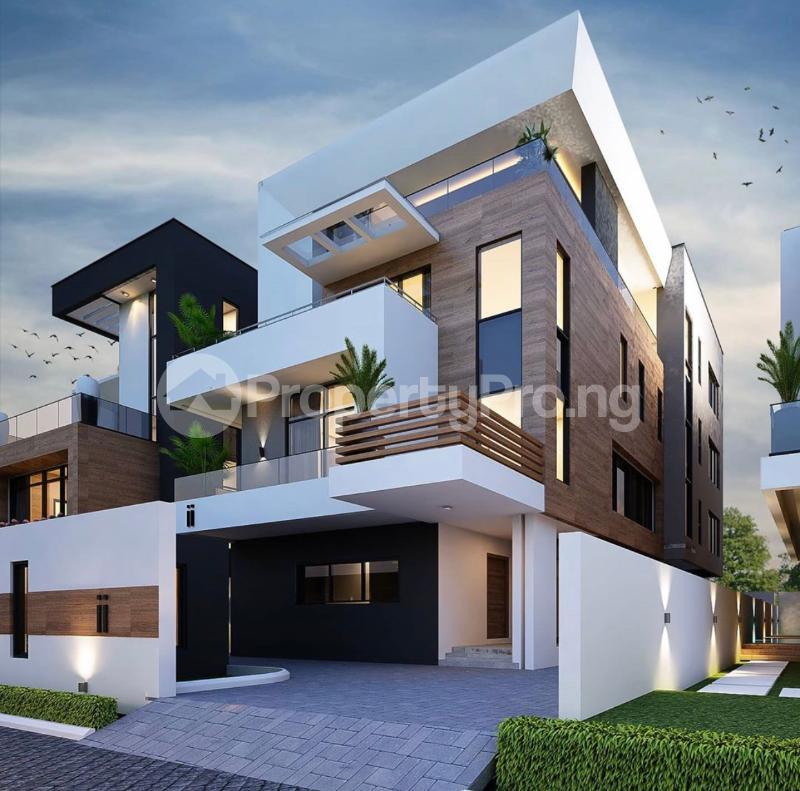 6 bedroom Detached Duplex House for sale Old Ikoyi Ikoyi Lagos - 2