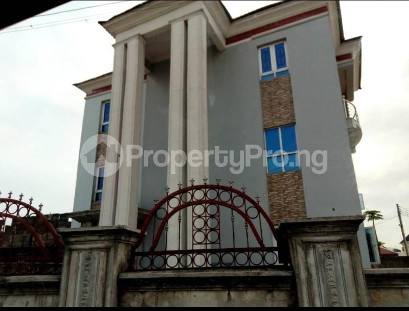 7 bedroom Massionette House for sale Alode Off East West Road Near Chief Paul Obelley Street Eleme Rivers - 3