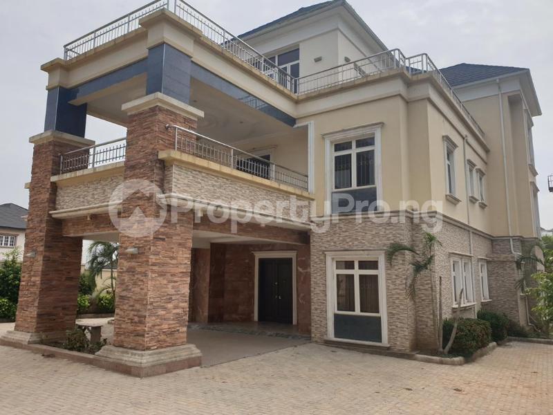 8 bedroom Massionette for sale Asokoro Asokoro Abuja - 0