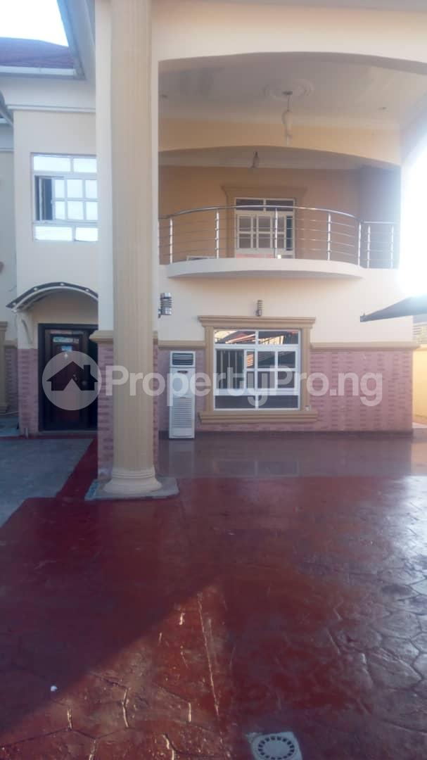 4 bedroom Semi Detached Duplex House for rent By American International School  Durumi Abuja - 18