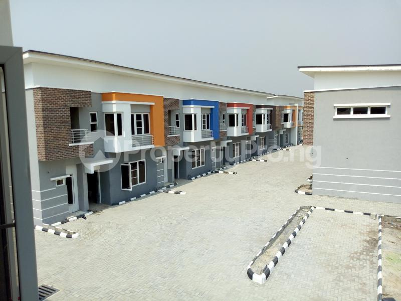 4 bedroom Terraced Duplex House for rent Very Close to Lekki Gardens Phase 2 Ajah Lagos - 1