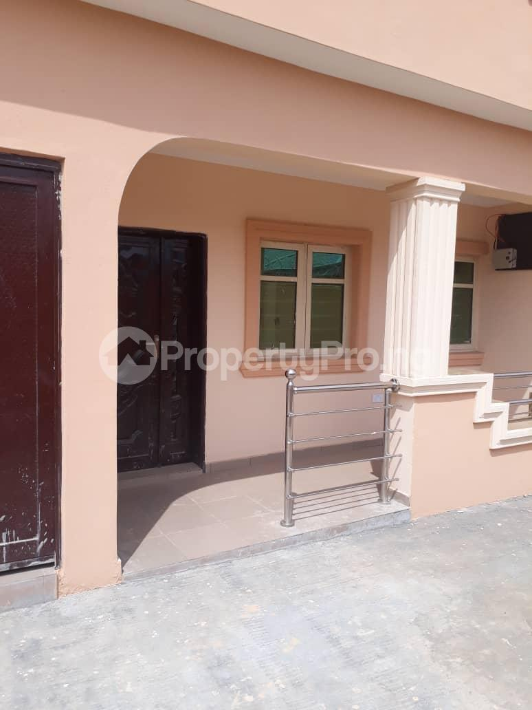 3 bedroom Self Contain Flat / Apartment for rent New Oko oba Oko oba Agege Lagos - 1