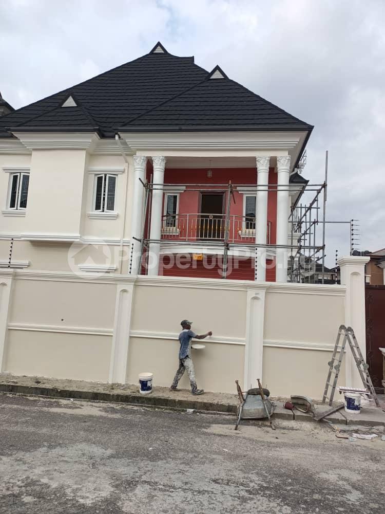 5 bedroom Detached Duplex for sale Rumuibekwe Housing Estate Port Harcourt Rivers - 1