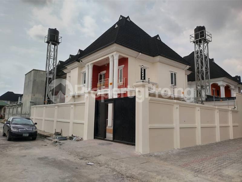 5 bedroom Detached Duplex for sale Rumuibekwe Housing Estate Port Harcourt Rivers - 0