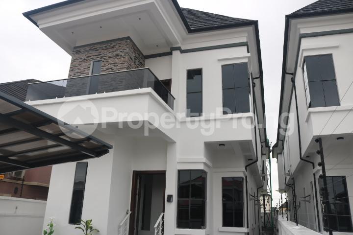 5 bedroom Detached Duplex House for sale Chevy View Estate Lekki Lagos - 2