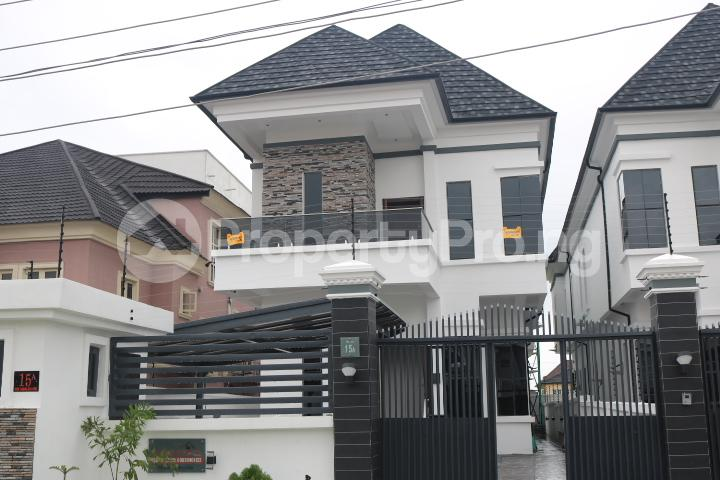 5 bedroom Detached Duplex House for sale Chevy View Estate Lekki Lagos - 0