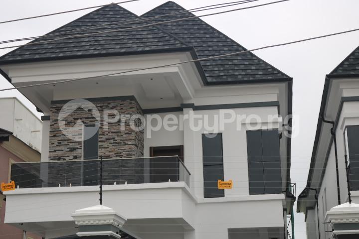 5 bedroom Detached Duplex House for sale Chevy View Estate Lekki Lagos - 4