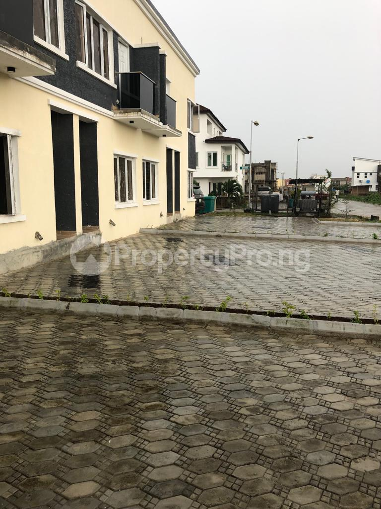 1 bedroom mini flat  Terraced Duplex House for sale Buena Vista Estate Lekki Lagos - 1