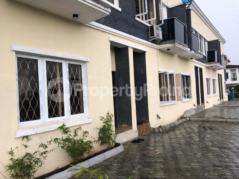 1 bedroom mini flat  Terraced Duplex House for sale Buena Vista Estate Lekki Lagos - 0