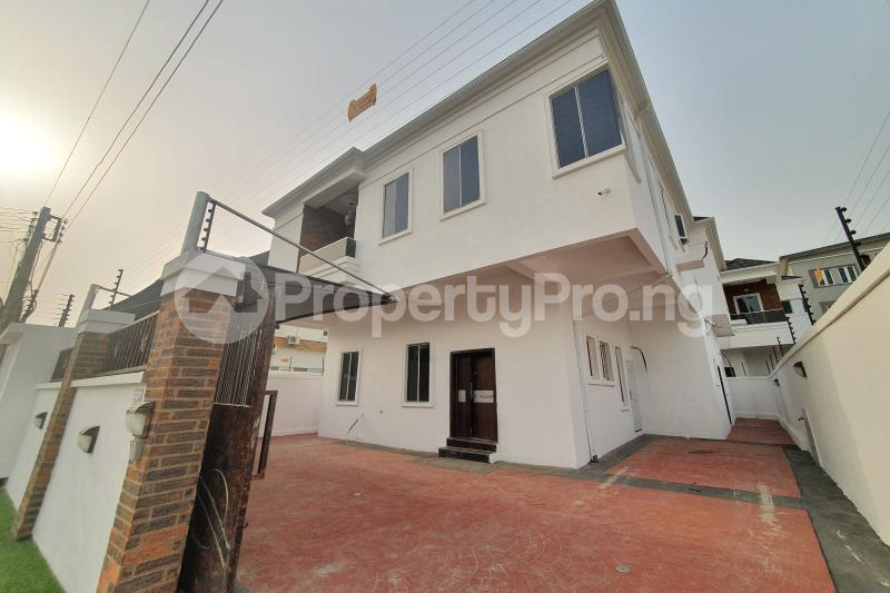 5 bedroom Detached Duplex House for sale Lekki Phase 2 Lekki Lagos - 1