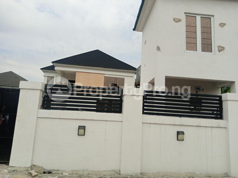 4 bedroom Detached Duplex for sale Off Peter Odili Road Trans Amadi Port Harcourt Rivers - 1