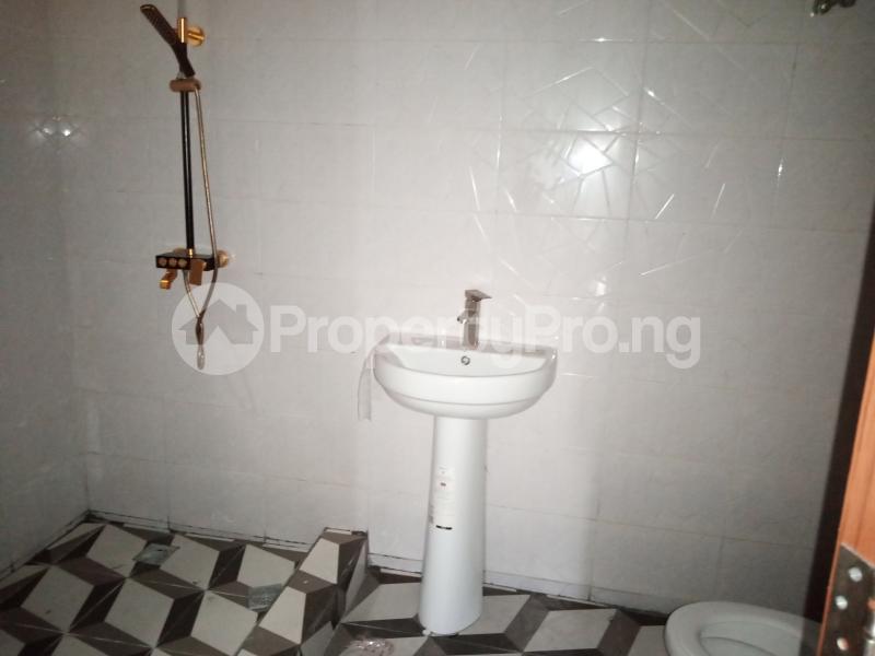 3 bedroom Semi Detached Duplex for rent Shell Cooperative Estate Eliozu Port Harcourt Rivers - 8