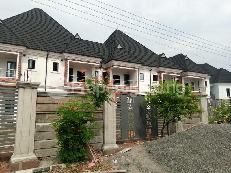 3 bedroom Semi Detached Duplex for rent Shell Cooperative Estate Eliozu Port Harcourt Rivers - 1