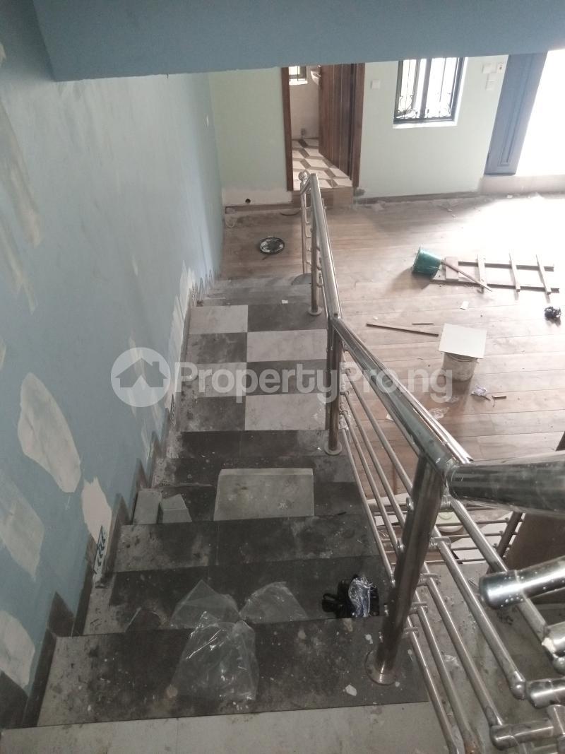 3 bedroom Semi Detached Duplex for rent Shell Cooperative Estate Eliozu Port Harcourt Rivers - 2